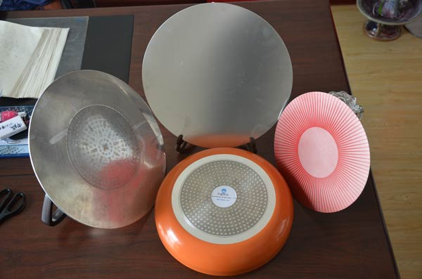 The demand for making aluminum circle cookware